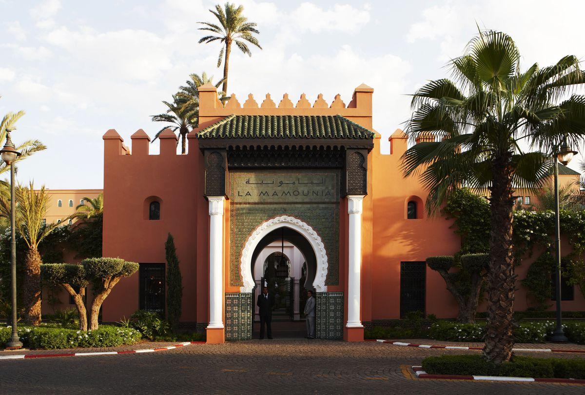 """Hotel """"La Mamounia Marrakech"""""""