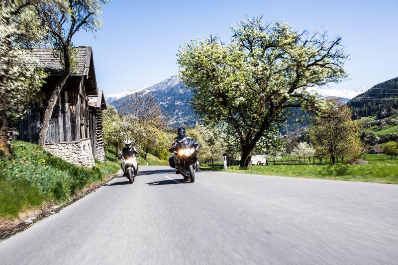 Mit dem Bike durch Tirol West