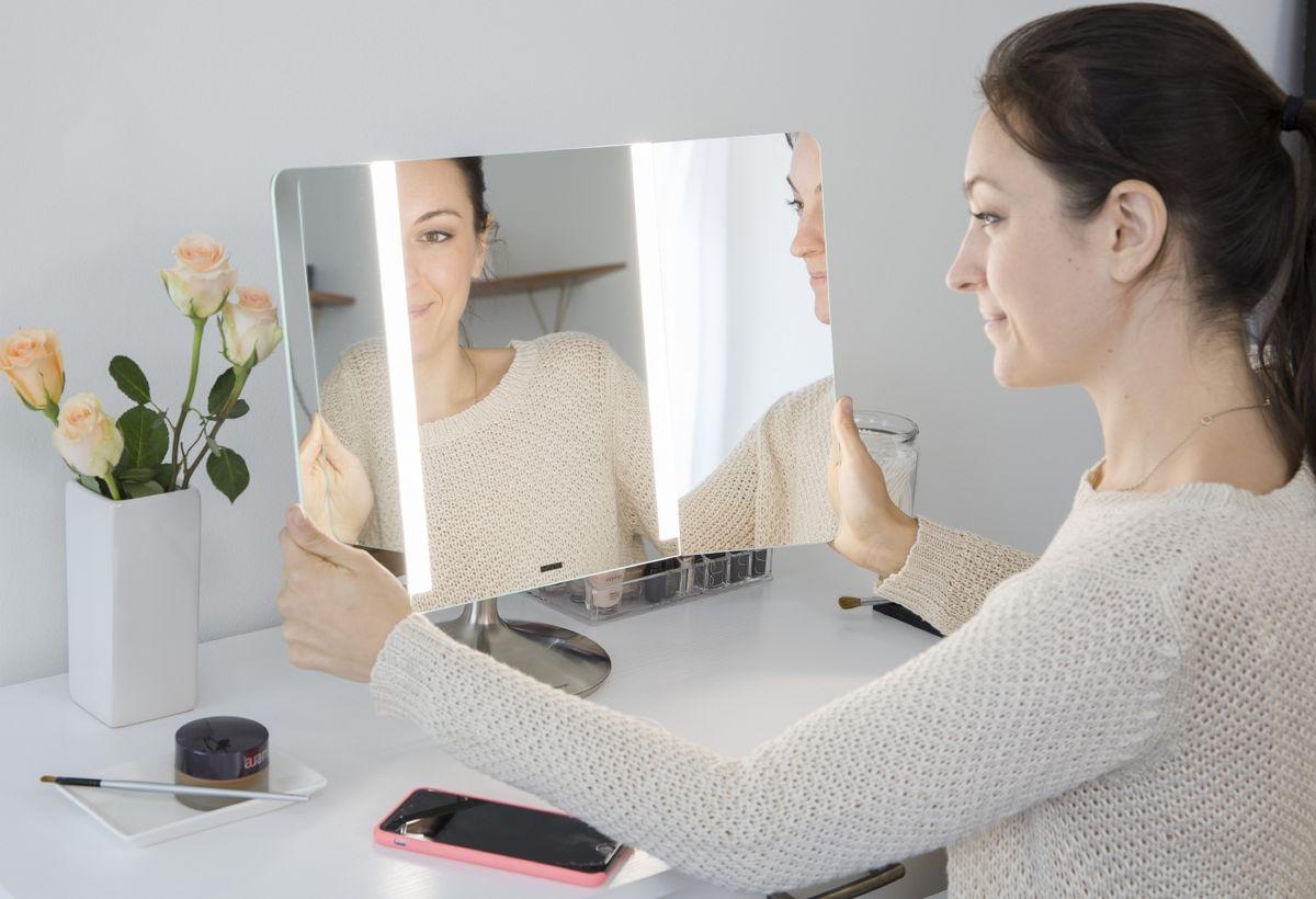 Weitsicht Spiegel, Simplehuman