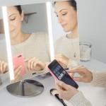 Beauty: Spiegel mit App