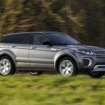 Range Rover Evoque 2017: Mehr touchy