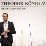 "Der ""Theodor König Award"" in Berlin"