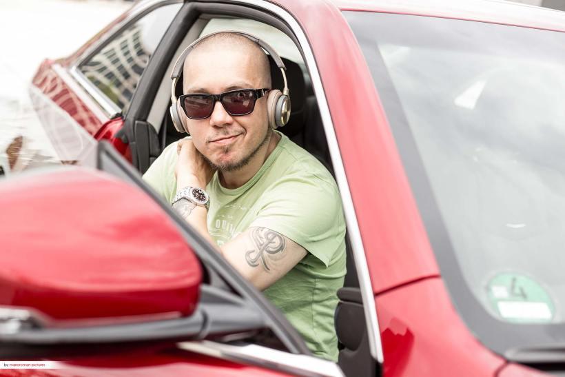 Cruist auch gerne mal im Cadillac rum: DJ Tomekk