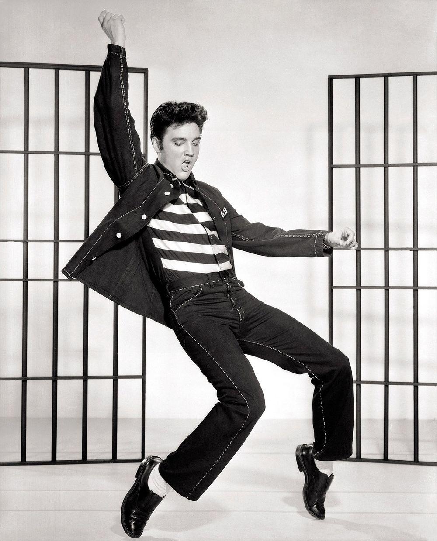 Quelle der Inspiration: Elvis Presley
