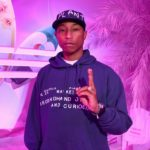 "Party: Pharrell Williams zeigt ""Pink Beach"" Kollektion"
