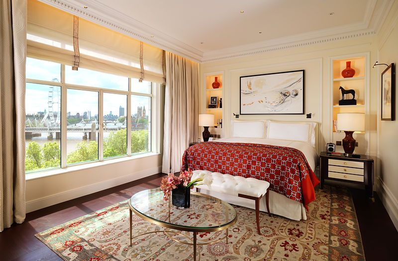 The Savoy London, Suite