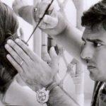 Shan Rahimkhan stylt beim Deutschen Filmpreis