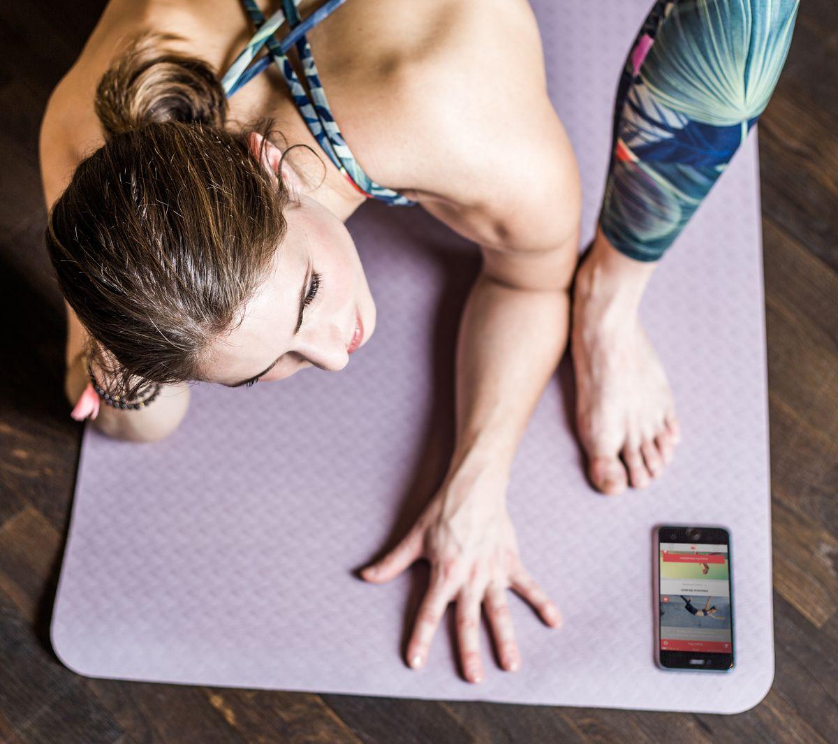 """""""Asana Rebel"""": Yoga für die Hosentasche"""