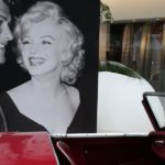 "Marilyn Monroe im ""Design Centre Chelsea Harbour"""