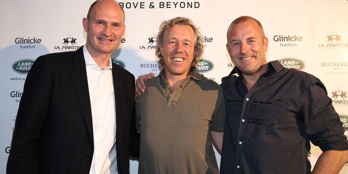 "Frankfurt: Auftakt der ""German Polo Tour"""