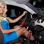 Sarah Nowak wird Co-Pilotin bei Opel