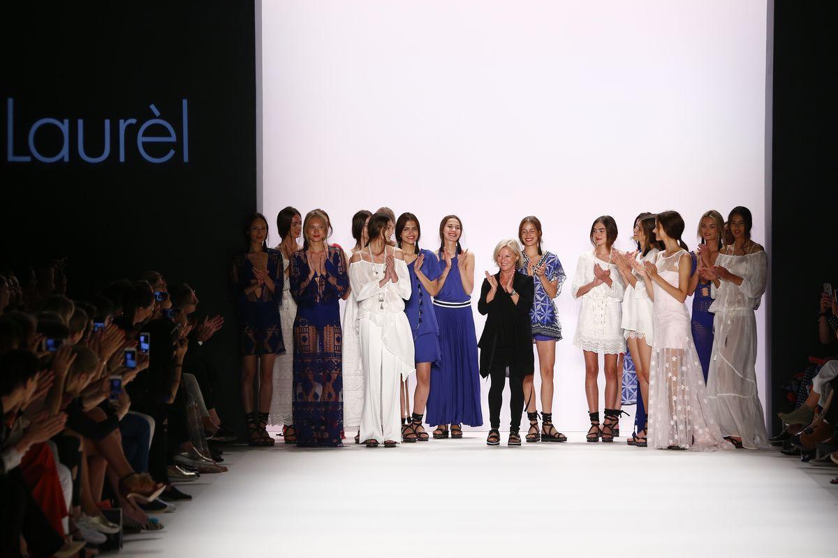 "Elisabeth Schwaiger, Laurèl Fashion Show ""Viva La Vida"""