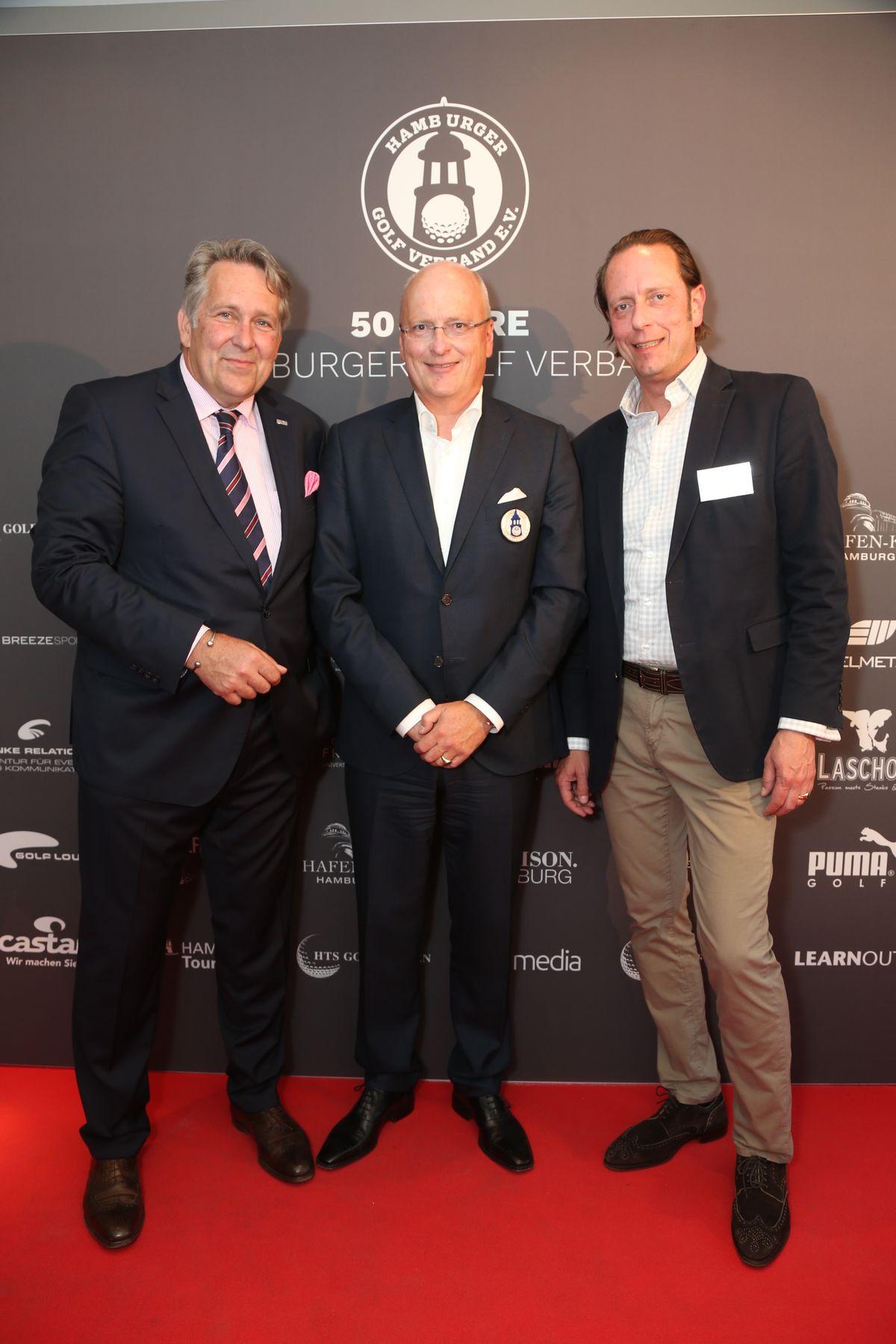 Claus Kobold, Sven Trulsen, Hubertus Quasdorf