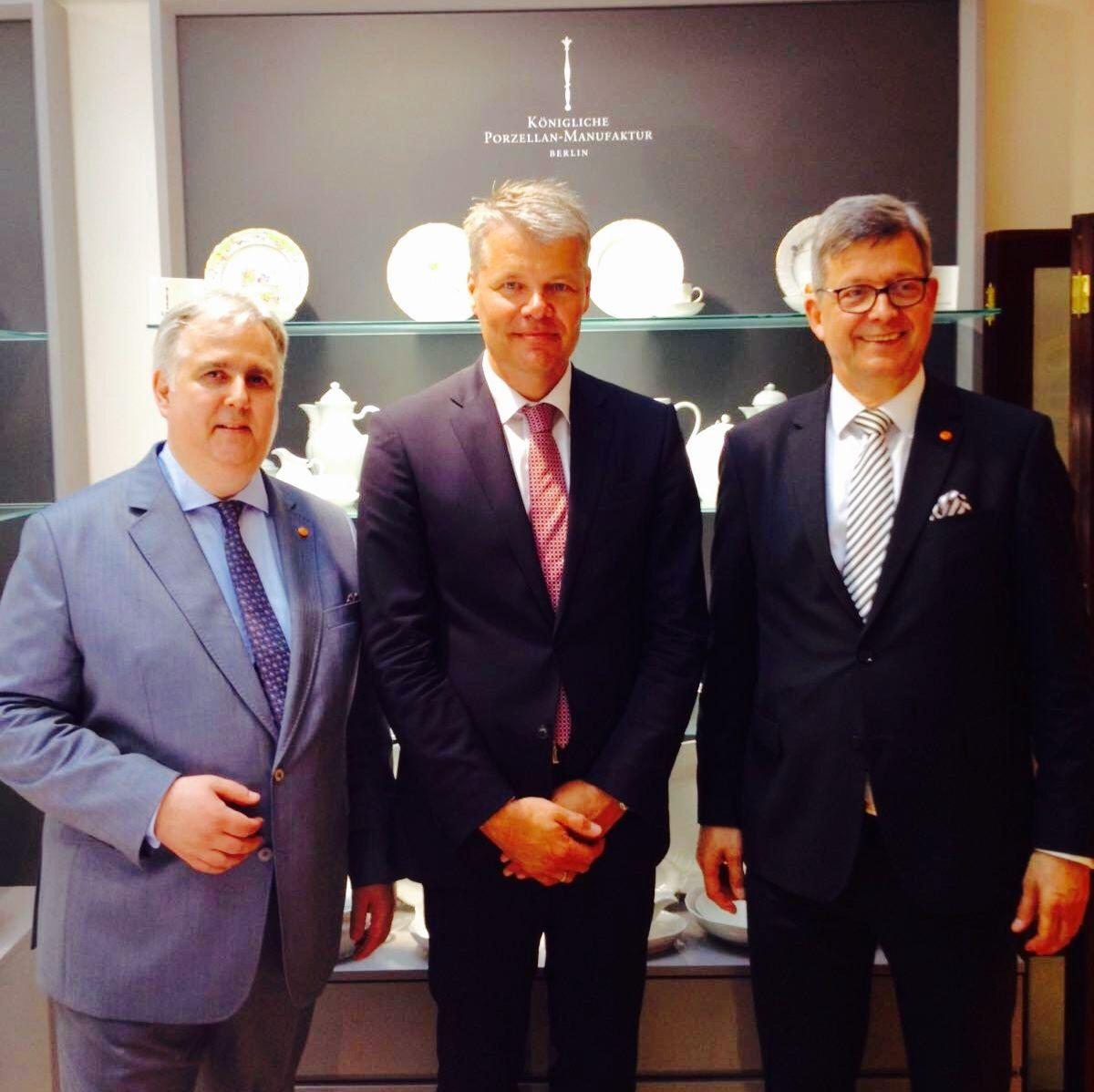 Thomas Haas, Bernd Lietke, Thomas Tonndorf