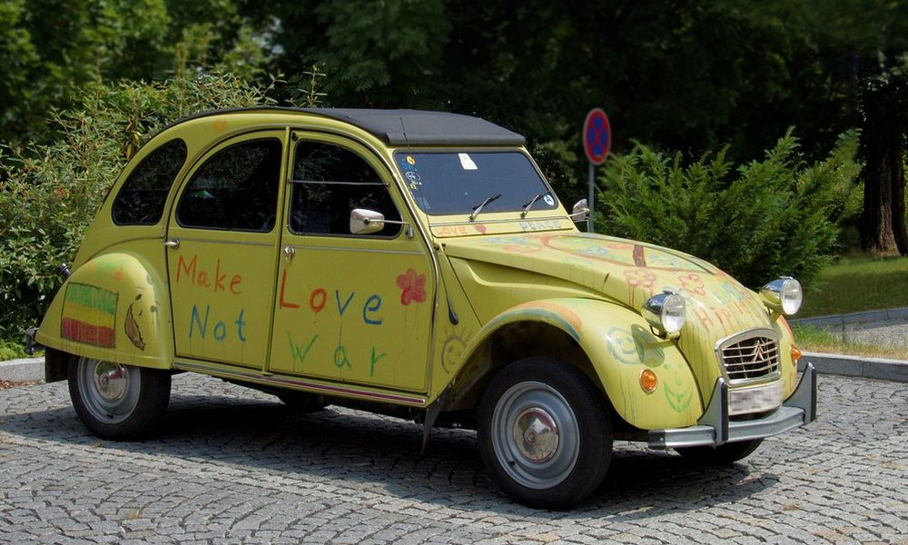 Alternative: Ente, Citroën 2CV