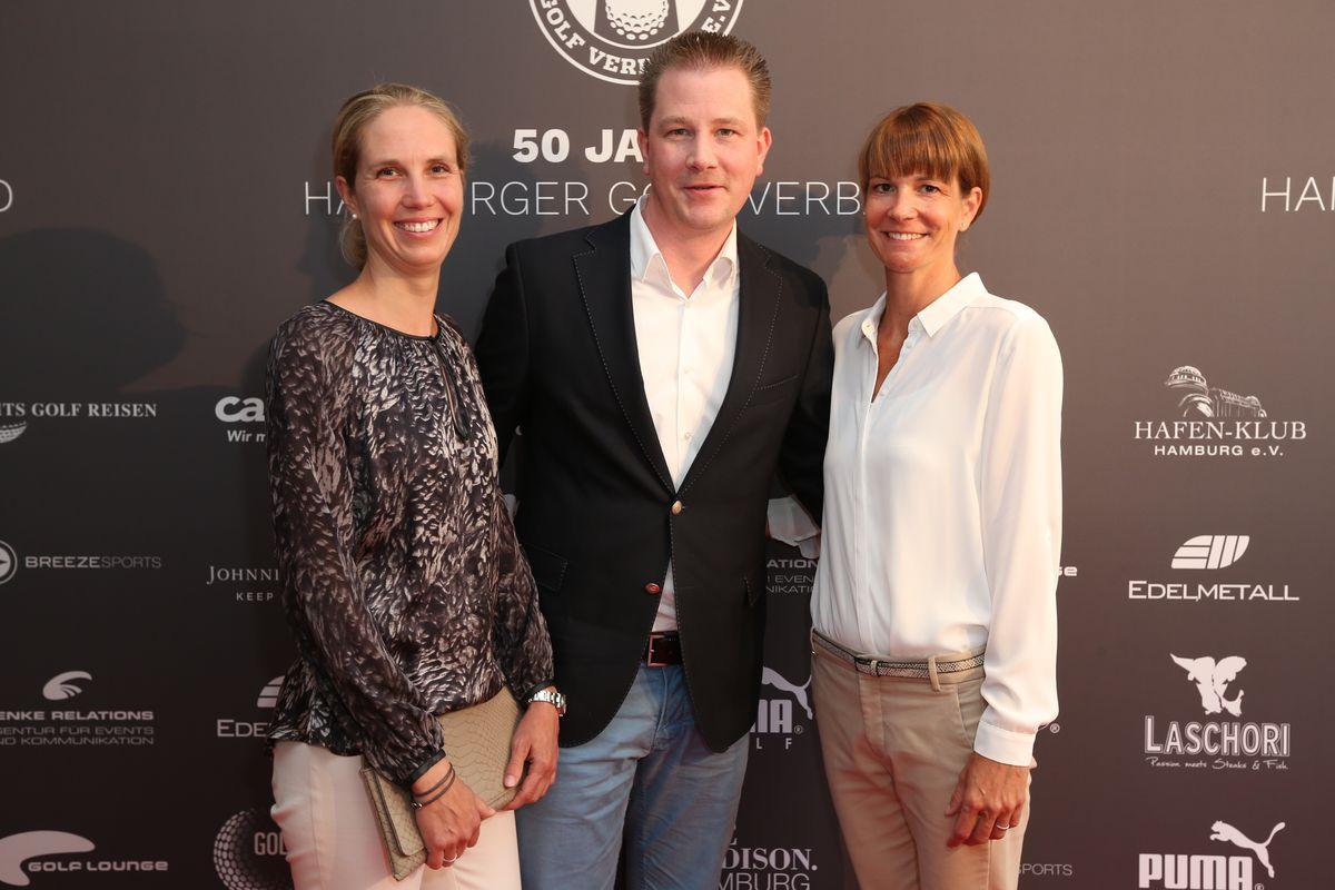 Fanziska und Christian Dunger, Jaana Lucius