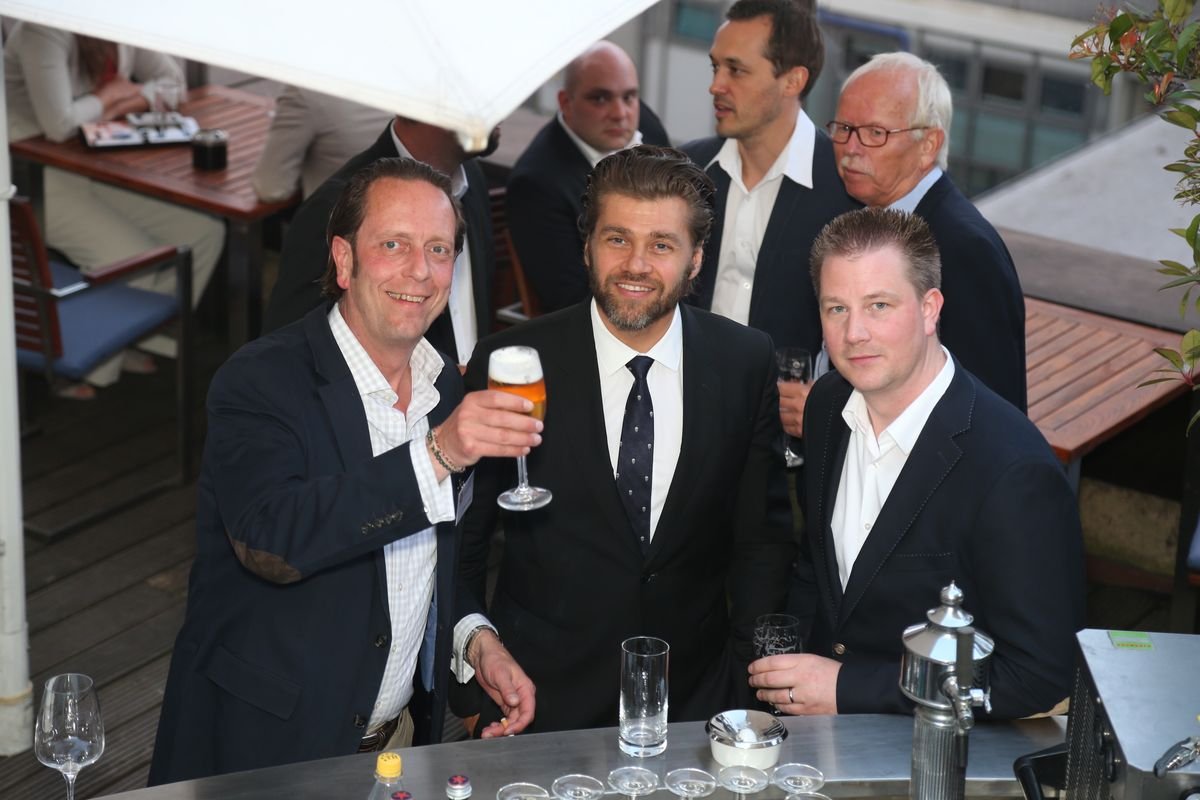 Hubertus Quasdorf, Gunnar Henke, Christian Dunger
