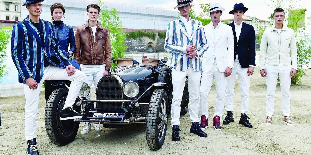 Bugatti kooperiert mit Luisa Via Roma