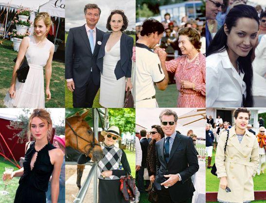 Cartier: Superstars beim Polo