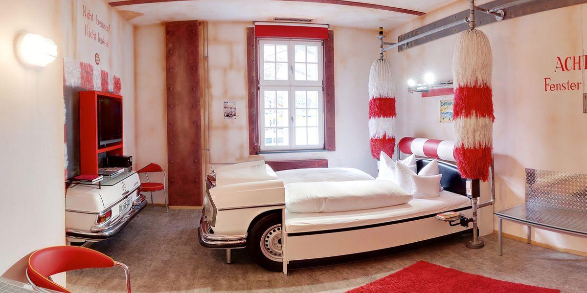 V8 Hotel, Böblingen