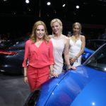 Jule Gölsdorf, Eva Habermann, Julia Dietze