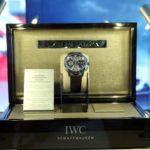 """IWC Ingenieur Chronograph Edition """"Rudolf Caracciola"""""""