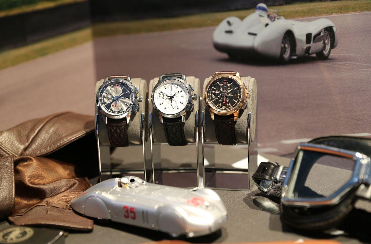 IWC Motorsport Chronographen