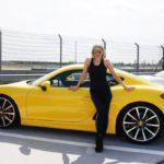 Julia Dietze, Porsche 911 Carrera S