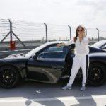 Claudia Eisinger, Porsche 911 Carrera S