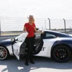 Michelle Gatting, Porsche 911 Carrera S Safty Car