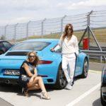 Julia Dietze, Claudia Eisinger, Porsche 911 Carrera S