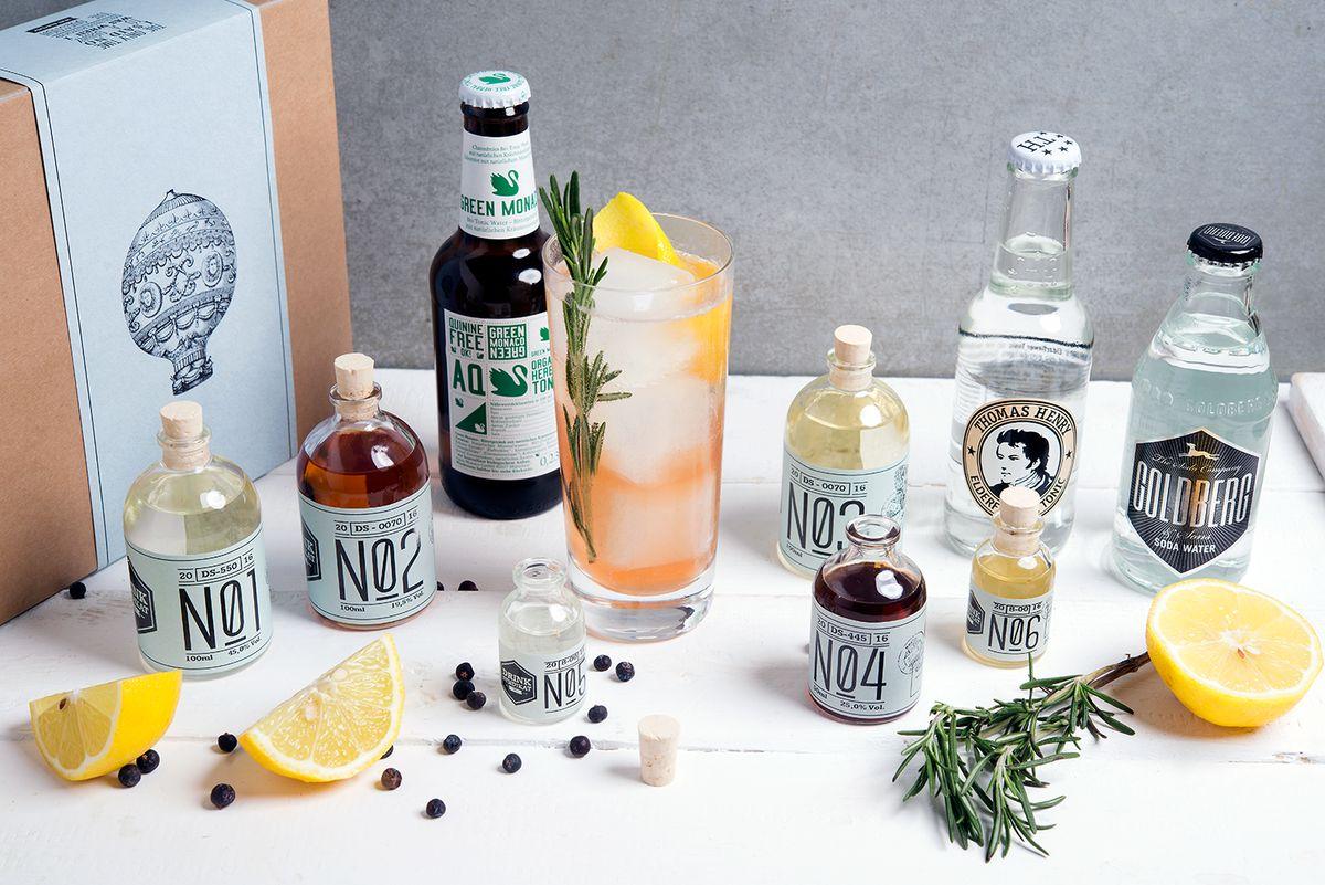 Drink Syndikat: Mix it, Baby