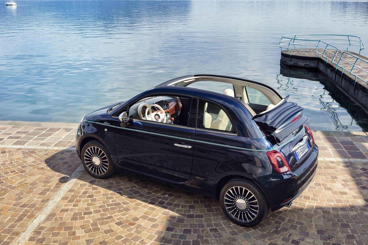 Fiat 500C Riva