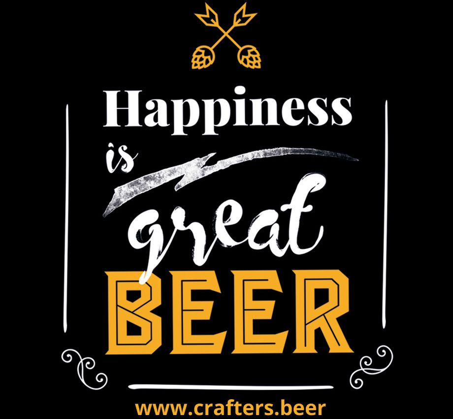 Crafters: Happiness is great Beer