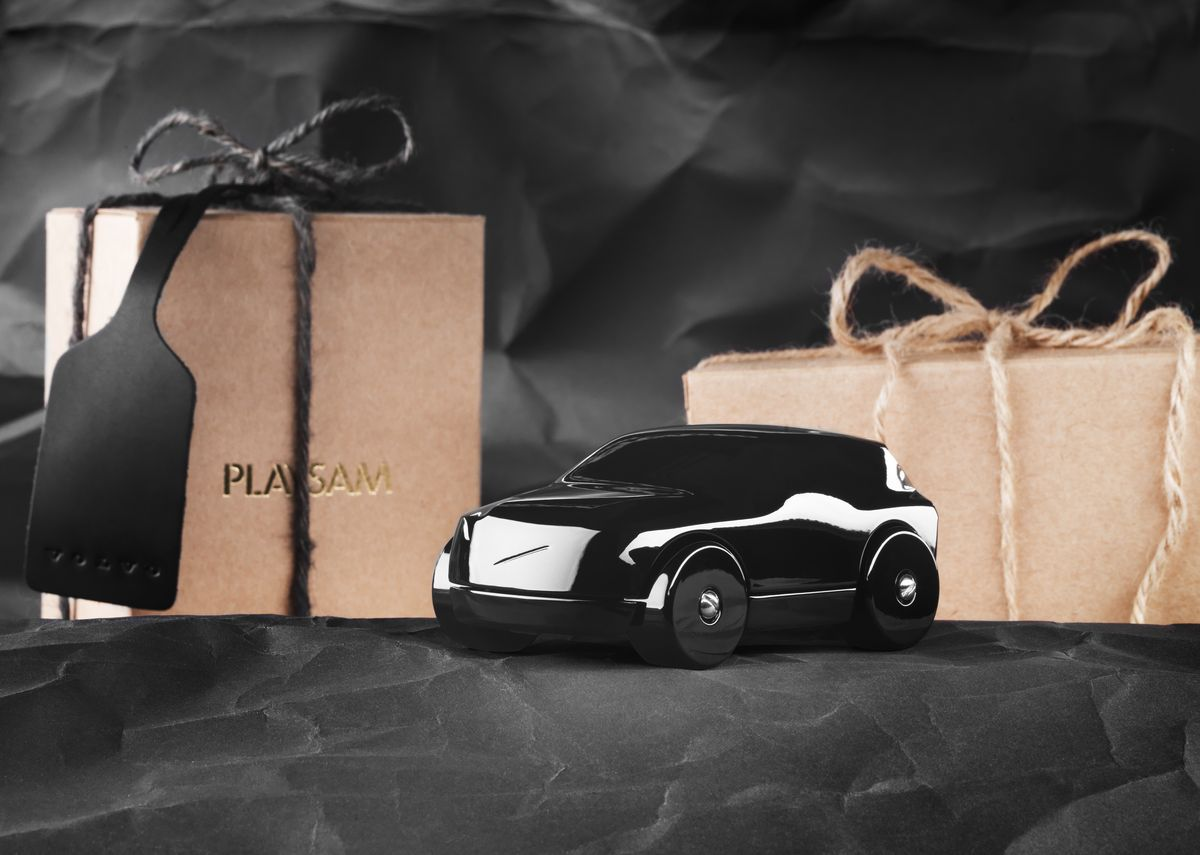 Design-Volvo, Playsam