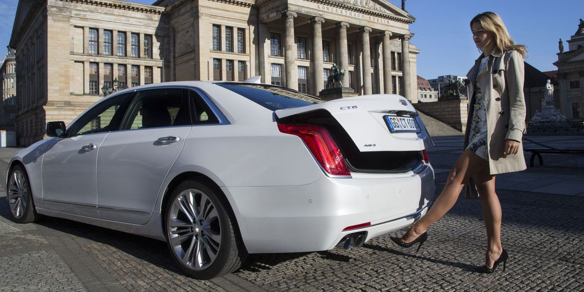Cadillac CT6: Billion Dollar Launch