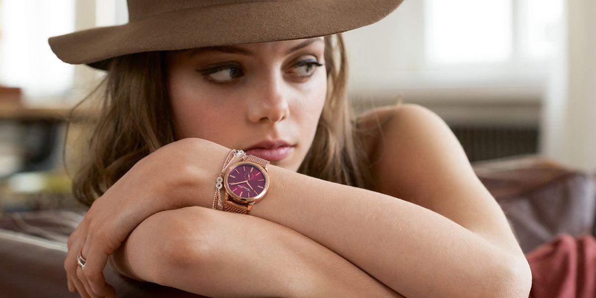 Uhren mit raffinierten Farben