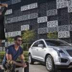 #Test Cadillac XT5: Massive Karre, Kollegen