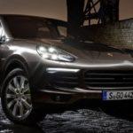 Vor der Kamera: Porsche Cayenne S E-Hybrid
