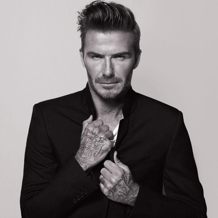 David Beckham für Biotherm Homme