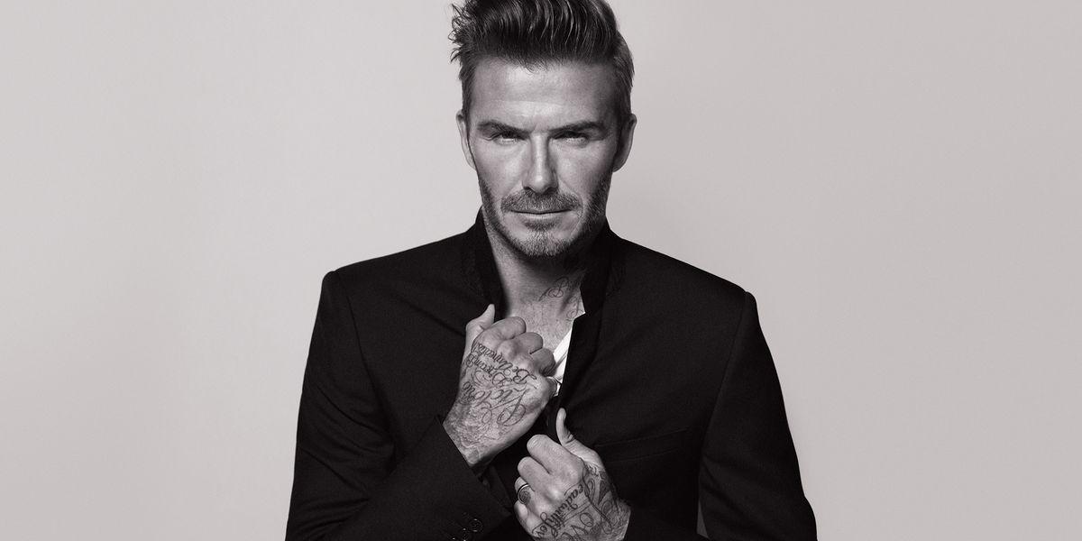 David Beckham erzählt seine Lebensgeschichte