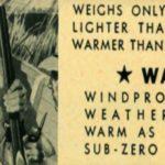 Schüsse und erfroren: Der Erfinder der Daunenjacke