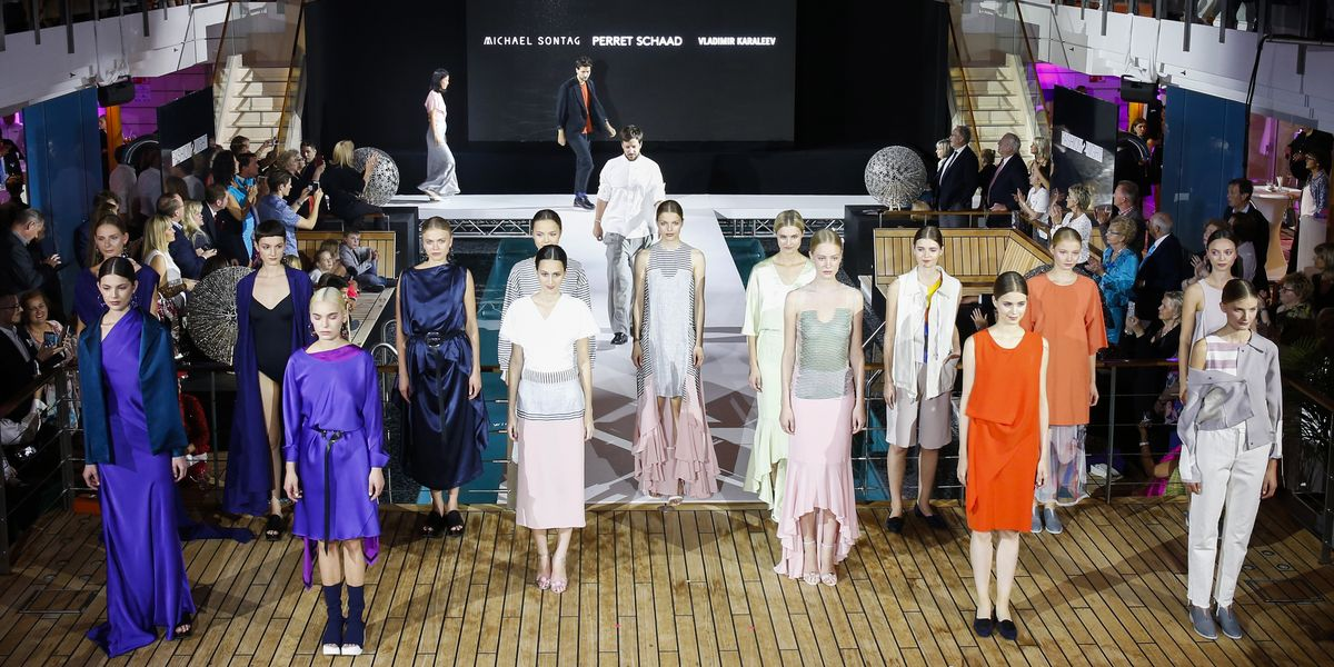 Fashion2Night: Mode an Bord