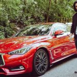 Kit Harington im Infiniti Q60