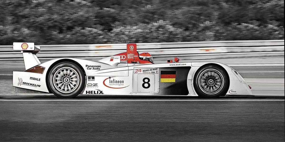 Audi Le Mans R8 (2000)