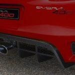 Performance-Kur für den Lotus Evora 400