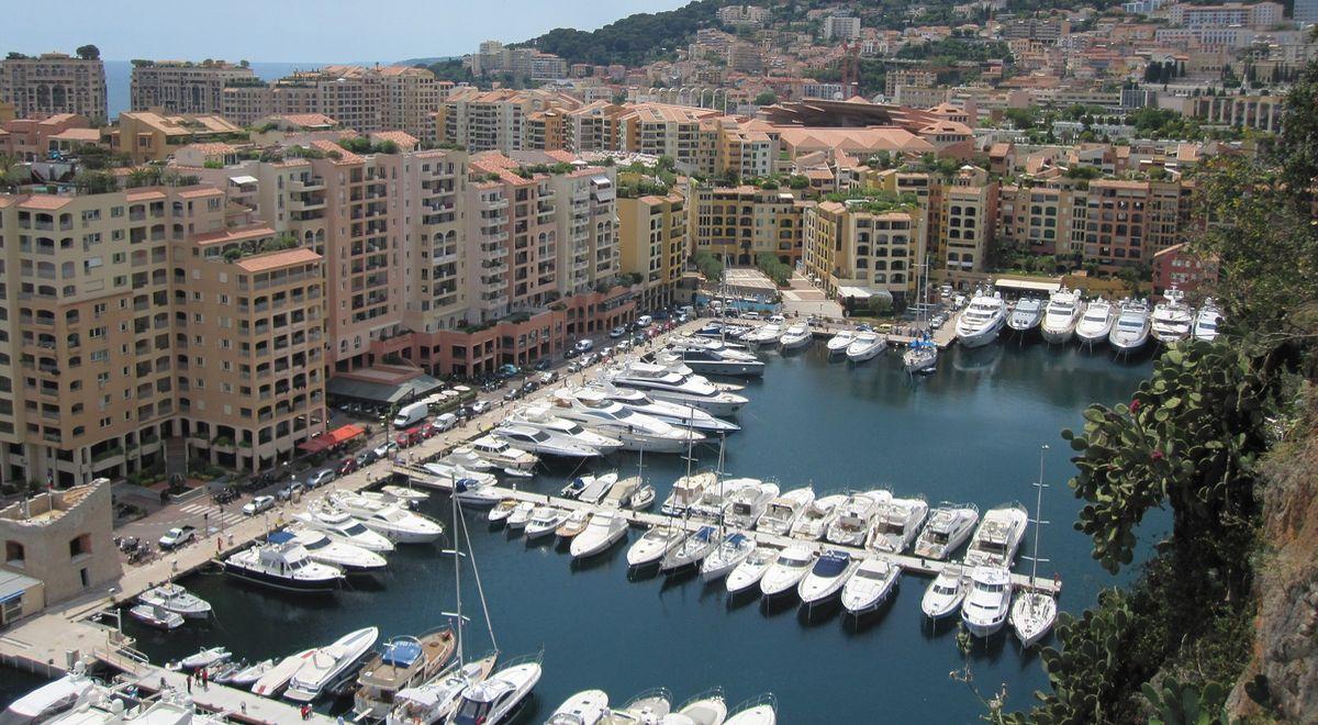 Hafen, Monaco