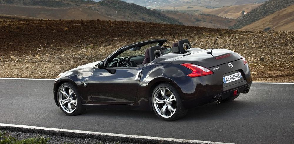 #Test Heroes Return: Nissan 370Z Roadster