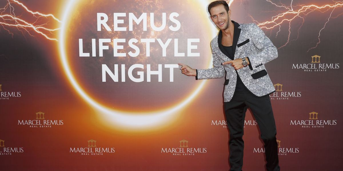 Marcel Remus rockt Mallorca