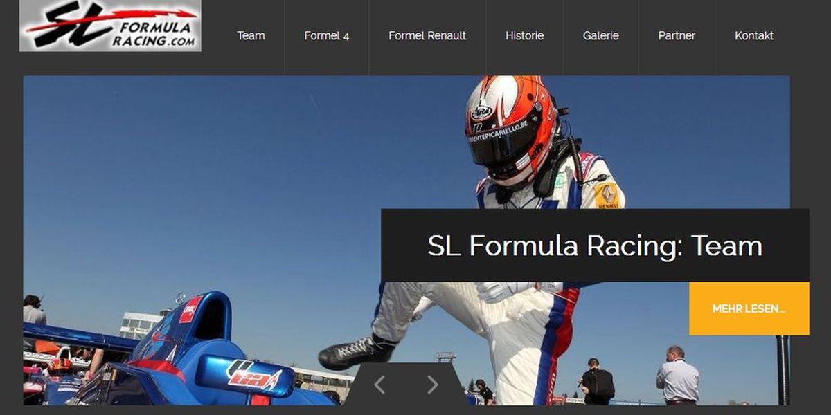 SL Formula Racing geht online steil